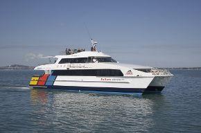 Waiheke Island Ferry Timetable Half Moon Bay