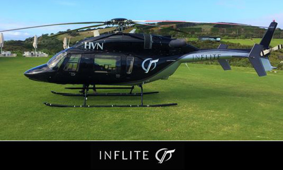 Inflite Helicopter to Waiheke