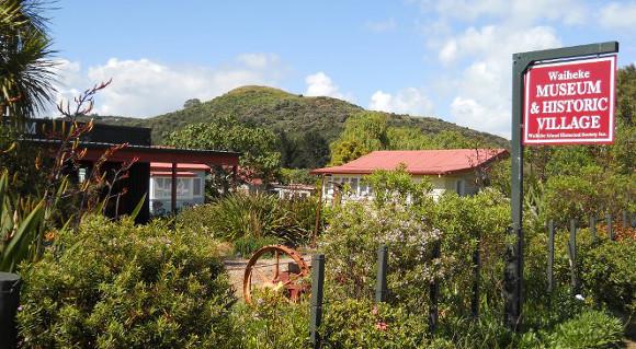 Waiheke Island Historic Village