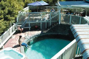 Hekerua Lodge Backpackers