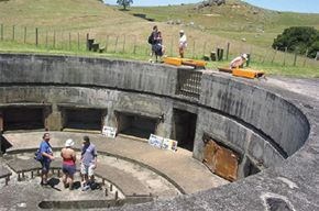 Stony Batter Gun Emplacements